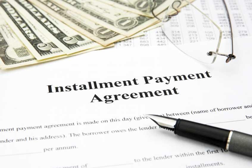 Irs Installment Agreement Tax Debt Relief Tax Attorney Miami